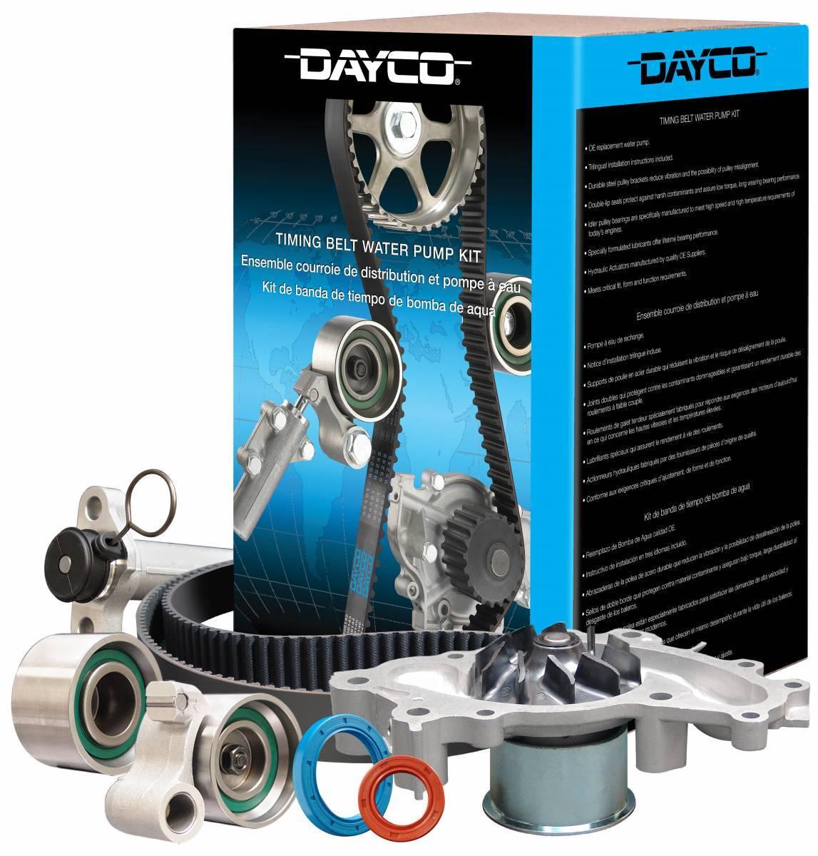 kit distribution pompe a eau courroie galet chaine dayco sp cialiste de l 39 usinage moteur. Black Bedroom Furniture Sets. Home Design Ideas